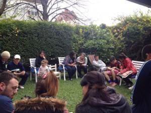 reunión de jovenes i