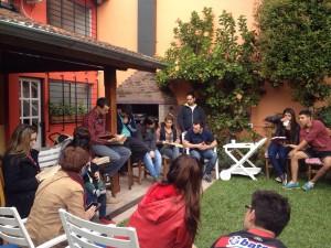 reunión de jovenes ii
