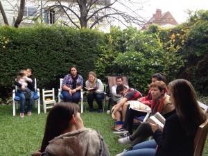 reunión de jovenes iii